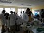 Clase de Biología en el Laboratorio