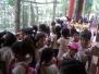 Gira Educativa de Preescolar al Parque Nacional Summit Aguila Arpía