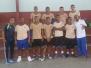 Seleccion de Baloncesto representando a Panamá norte en la provincia de Coclé