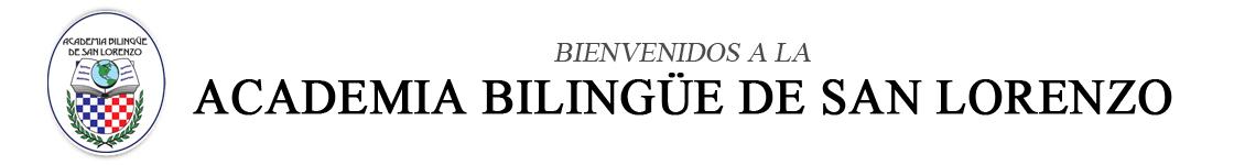 Academia Bilingüe de San Lorenzo